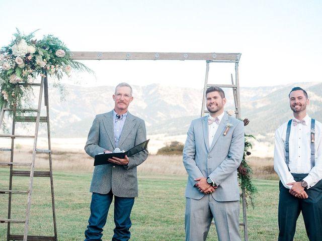Tom and Ashley's Wedding in Bozeman, Montana 44