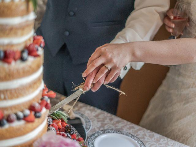 Kyle and Tessa's Wedding in Big Lake, Alaska 4