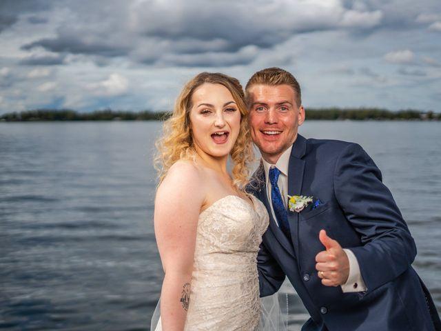 Kyle and Tessa's Wedding in Big Lake, Alaska 8