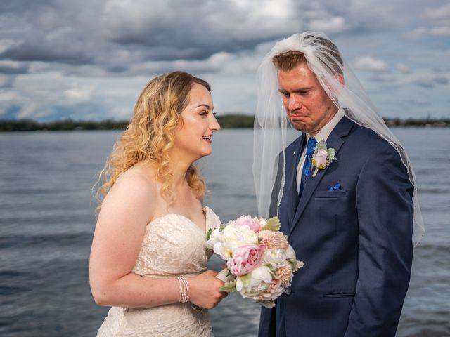 Kyle and Tessa's Wedding in Big Lake, Alaska 9