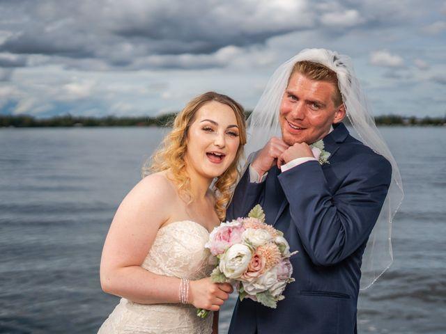 Kyle and Tessa's Wedding in Big Lake, Alaska 10