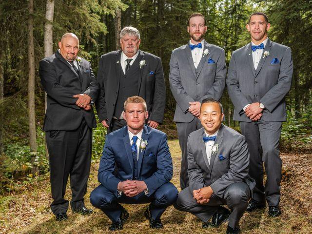 Kyle and Tessa's Wedding in Big Lake, Alaska 12