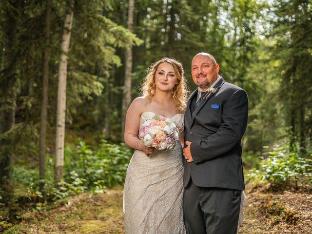 Kyle and Tessa's Wedding in Big Lake, Alaska 13