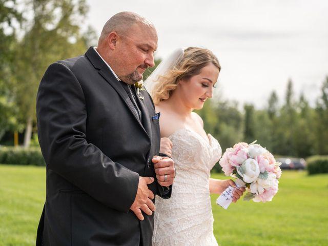 Kyle and Tessa's Wedding in Big Lake, Alaska 15