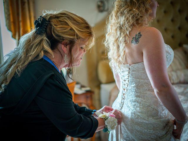 Kyle and Tessa's Wedding in Big Lake, Alaska 18