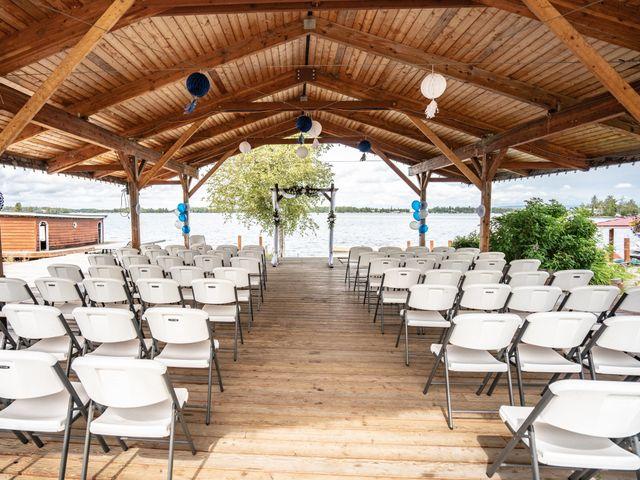 Kyle and Tessa's Wedding in Big Lake, Alaska 23