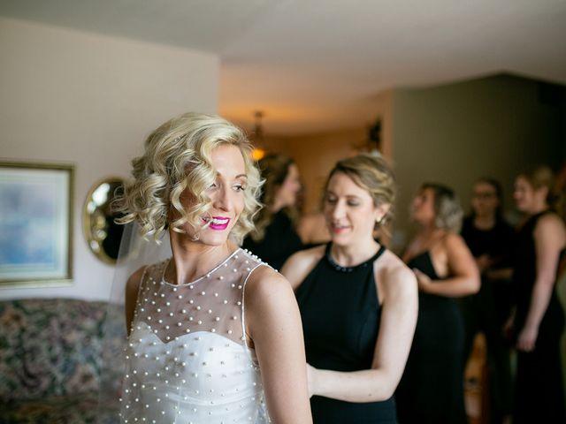 Daniel and Jennifer's Wedding in Scranton, Pennsylvania 2