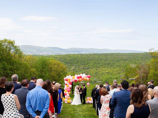 Daniel and Jennifer's Wedding in Scranton, Pennsylvania 16