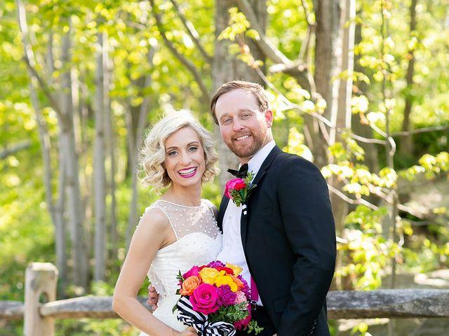 Daniel and Jennifer's Wedding in Scranton, Pennsylvania 27