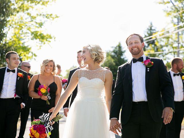 Daniel and Jennifer's Wedding in Scranton, Pennsylvania 30