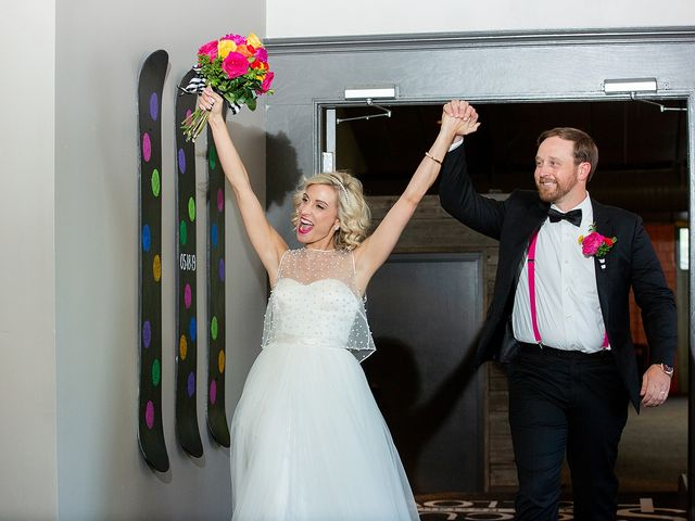 The wedding of Jennifer and Daniel