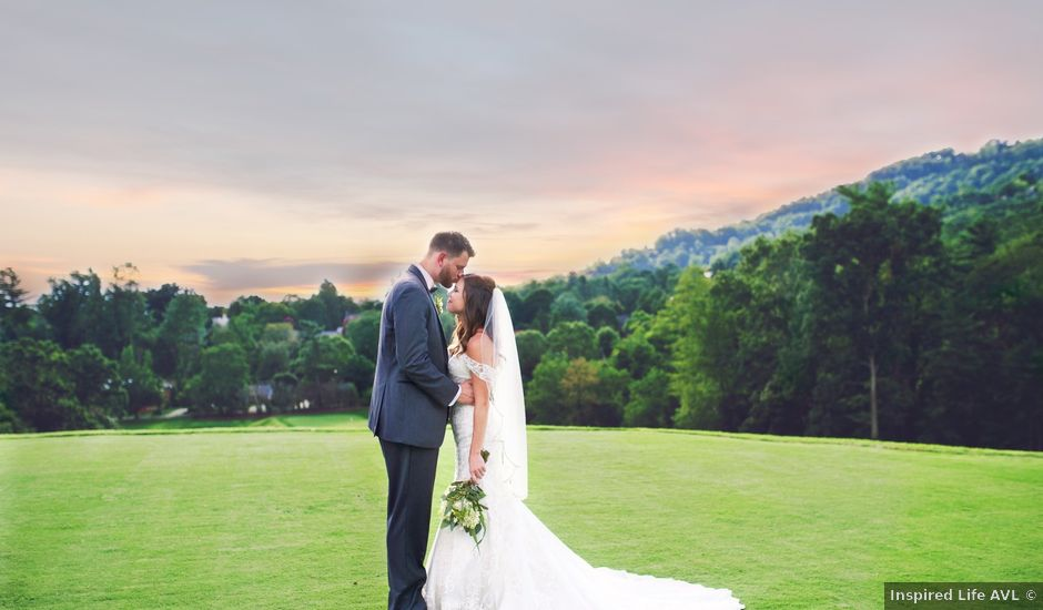 Michael and Katie's Wedding in Asheville, North Carolina