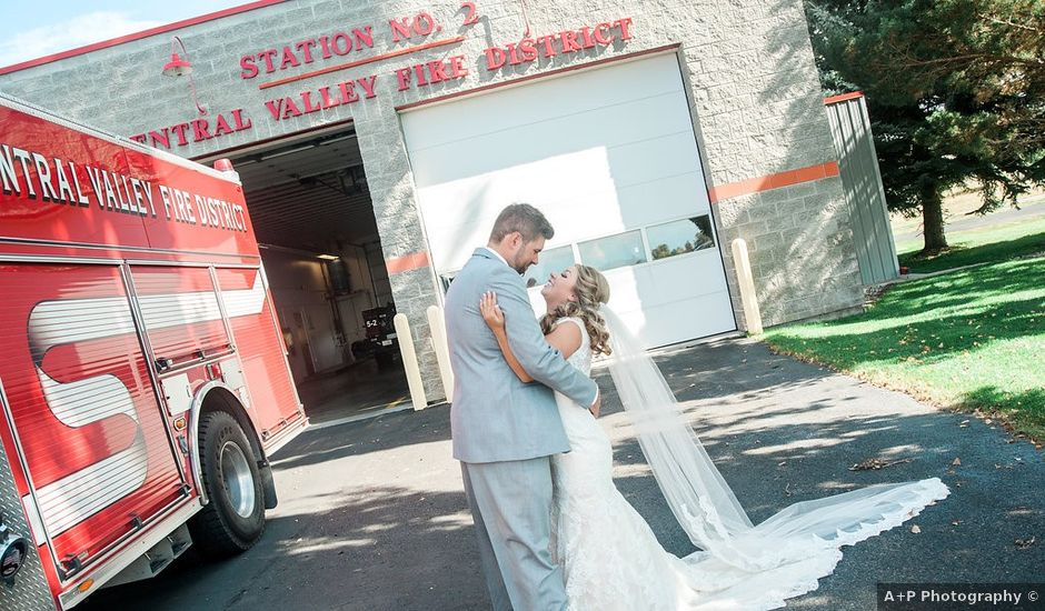 Tom and Ashley's Wedding in Bozeman, Montana