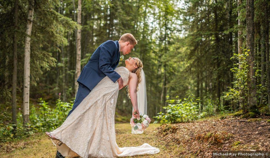 Kyle and Tessa's Wedding in Big Lake, Alaska