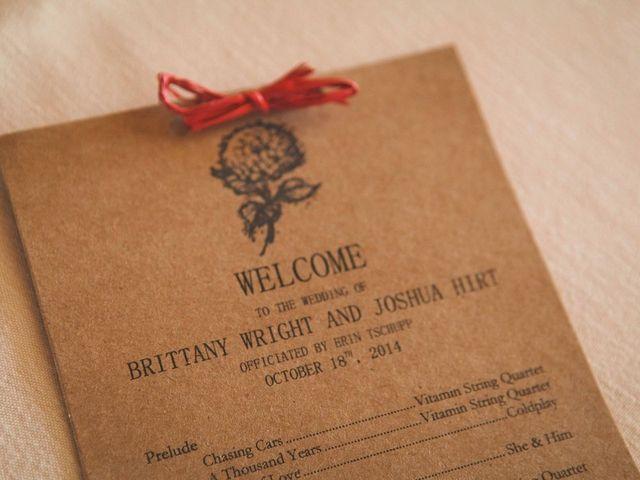 Brittany and Josh's Wedding in Asheboro, North Carolina 6