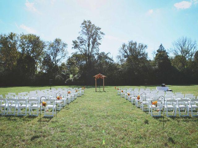 Brittany and Josh's Wedding in Asheboro, North Carolina 5