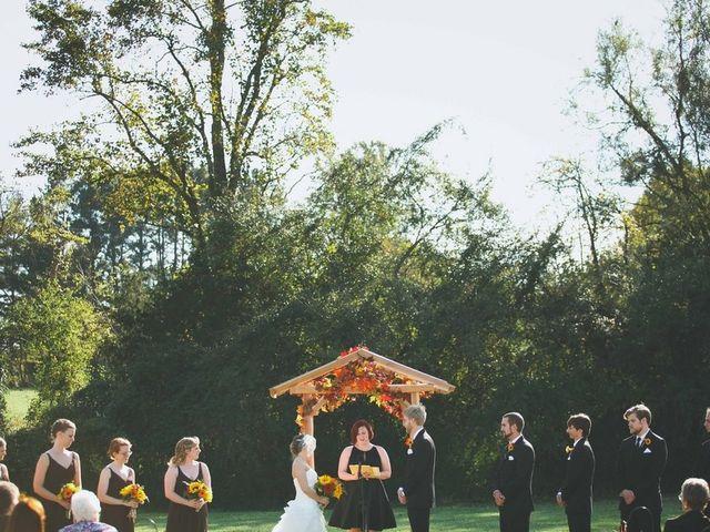 Brittany and Josh's Wedding in Asheboro, North Carolina 8