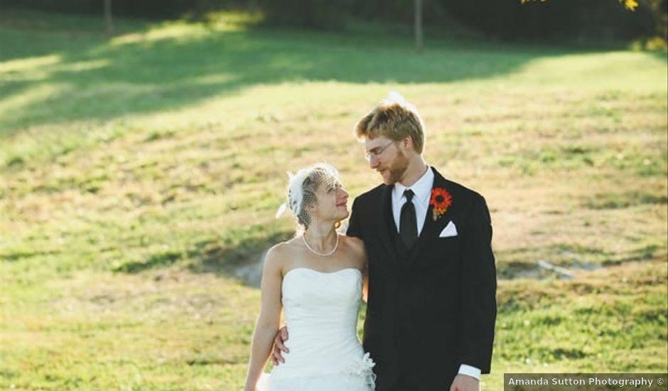 Brittany and Josh's Wedding in Asheboro, North Carolina