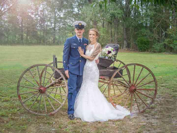 The wedding of Skylar and Carlos