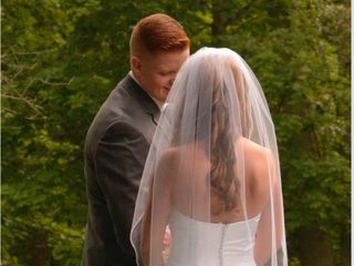 The wedding of Laura  and Michael  3