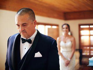 The wedding of John and Ashley 3