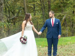 The wedding of Kendal and Landon