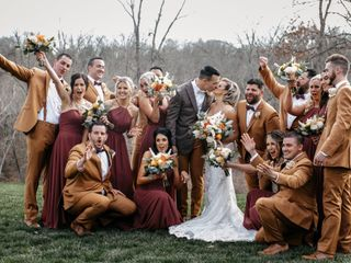 The wedding of Ashton and Zach 1