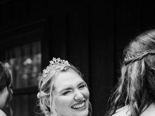 The wedding of Skyler and Jon 2