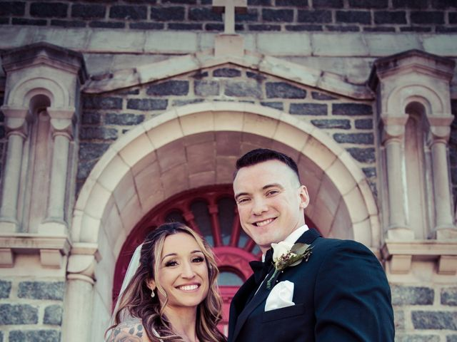 Paul and Kait's Wedding in Hainesport, New Jersey 13