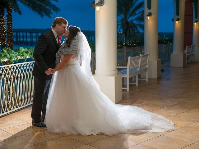 The wedding of Rachel Stallings and Ryan Lea
