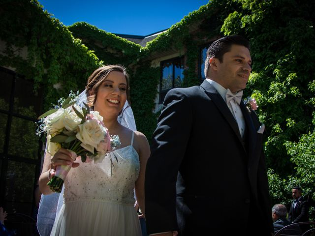 The wedding of Tara and Fredy