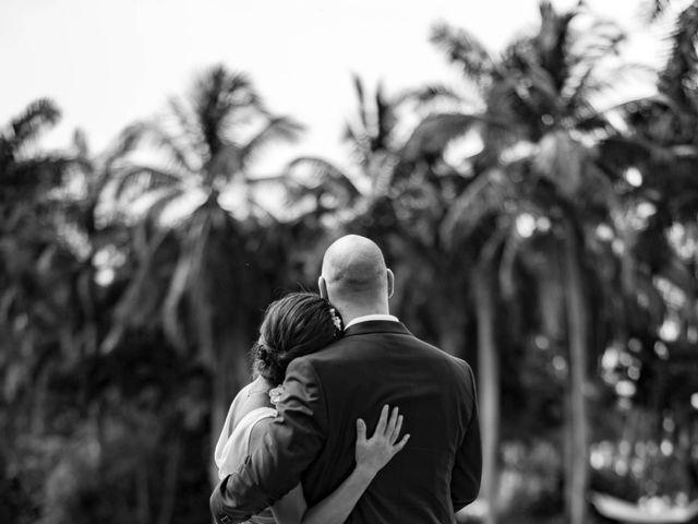 Mitsuyo and Benjamin's Wedding in Fort Lauderdale, Florida 9