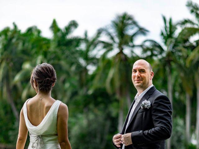 Mitsuyo and Benjamin's Wedding in Fort Lauderdale, Florida 1