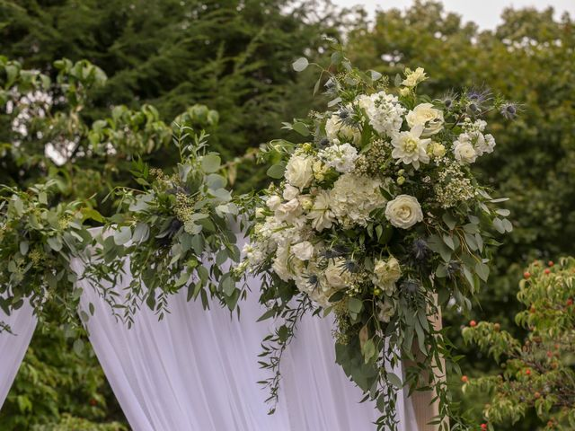 Anthony and Lauren's Wedding in Tarrytown, New York 14