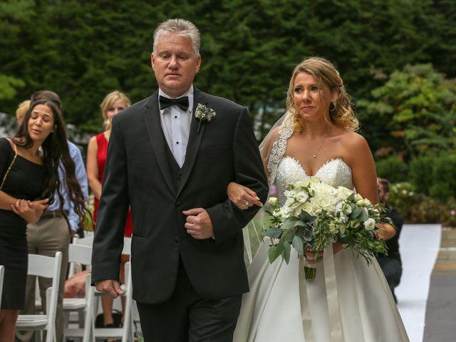 Anthony and Lauren's Wedding in Tarrytown, New York 16