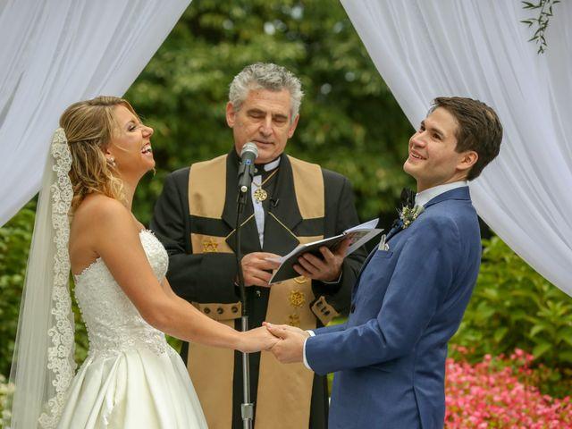 Anthony and Lauren's Wedding in Tarrytown, New York 17