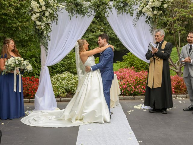 Anthony and Lauren's Wedding in Tarrytown, New York 19