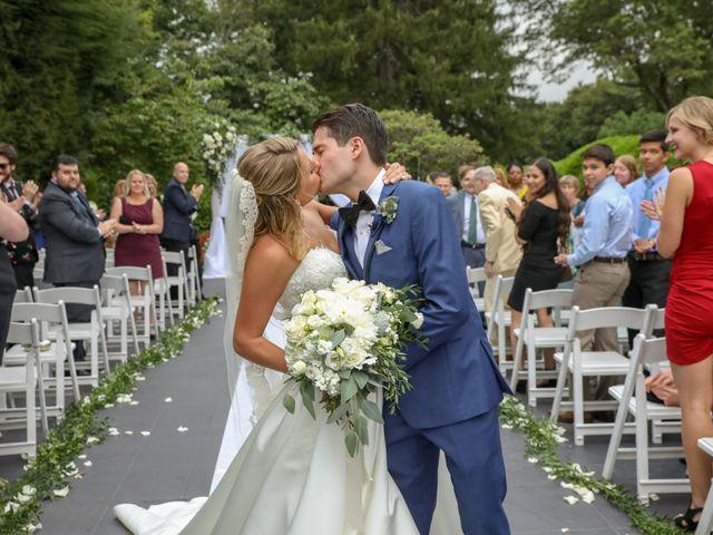 Anthony and Lauren's Wedding in Tarrytown, New York 20