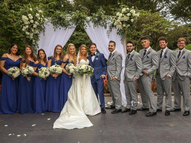 Anthony and Lauren's Wedding in Tarrytown, New York 21