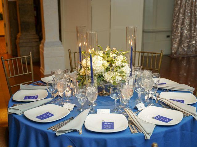 Anthony and Lauren's Wedding in Tarrytown, New York 22