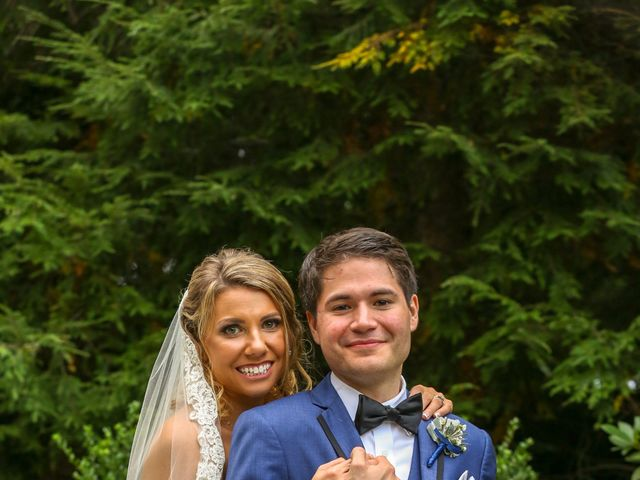 Anthony and Lauren's Wedding in Tarrytown, New York 25