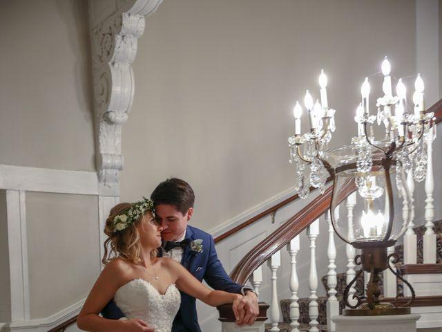 Anthony and Lauren's Wedding in Tarrytown, New York 28