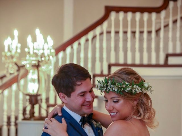 Anthony and Lauren's Wedding in Tarrytown, New York 29