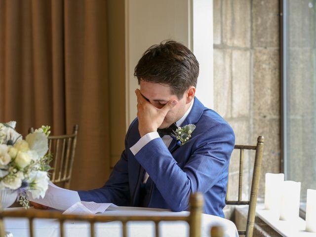 Anthony and Lauren's Wedding in Tarrytown, New York 31