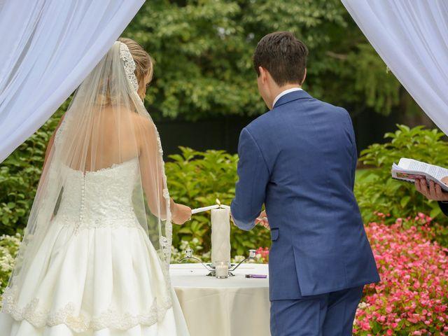 Anthony and Lauren's Wedding in Tarrytown, New York 33