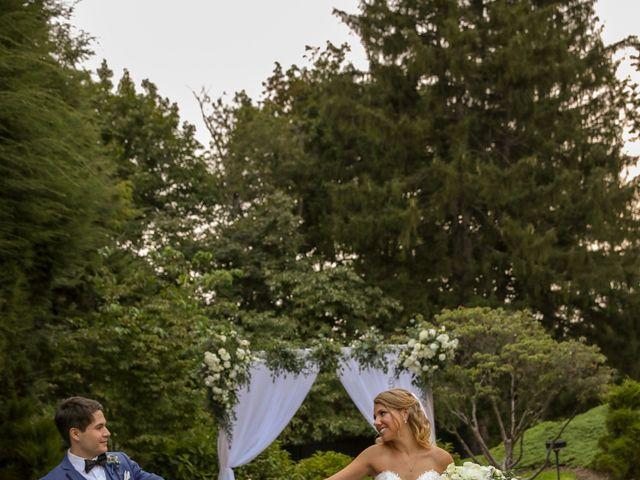 Anthony and Lauren's Wedding in Tarrytown, New York 34