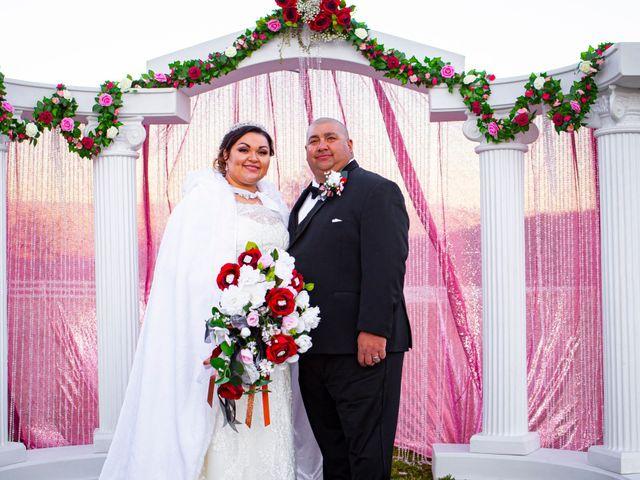 The wedding of Rolando and Angelica