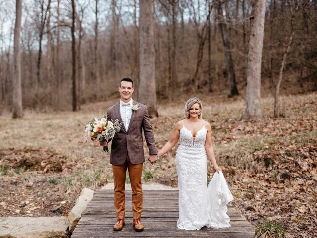 The wedding of Ashton and Zach