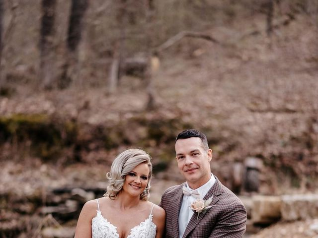 Zach and Ashton's Wedding in Pacific, Missouri 5