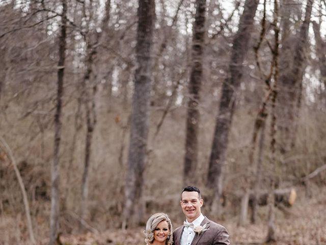 Zach and Ashton's Wedding in Pacific, Missouri 7